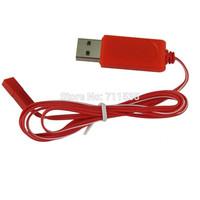 USB Cable JST Charger For WLtoys V222 V959 V969 V979 V989 V999 UDI U818A YD215 3.7V 500mAh Battery