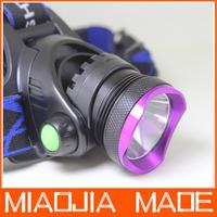 MIAOJIA 2000 Lumens CREE XM-L2 LED Headlamp Headlight Flashlight Head Lamp Light Hunting Camping super T6