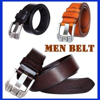 Fashion Men Belts Guarantee leather Belt Lengthen belts for men 110cm 130cm 150cm