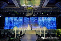 Detonation model of the new jellyfish elves road lead wedding costumes wholesale wedding props decorate a new road