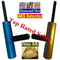 DHL free shipping The most popular gold detector Detector AKS 3D metal detector Long Range Gold Diamond  AKS 3D