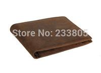Vintage men wallets genuine leather wallet purses and handbags bolsas femininas