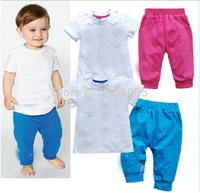 2014 new Explosion models  Children's clothing autumn spring 2pcs clothing Children Set