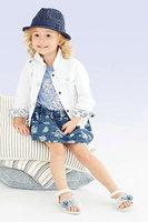 5set/lot wholesale print kids gril coat sleeveless dress 2pcs set child clothes fahsion wear