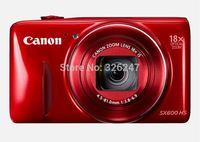 New 16 million pixels 3-inch screen 18 x optical zoom  telephoto SX 600 hs digital camera automatic CMOS  brand WIFI camera