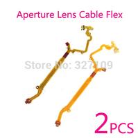 2PCS Shutter Flex Cable For Canon Powershot S100 S100V S100 V Repair Part