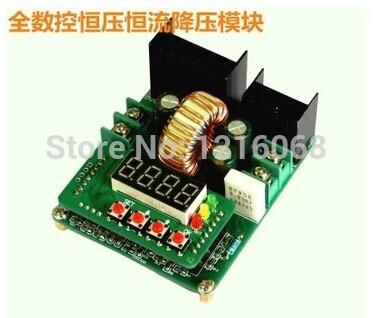 B3008 precision CNC DC-DC constant voltage constant current buck LED driver modules solar charging B3606(China (Mainland))