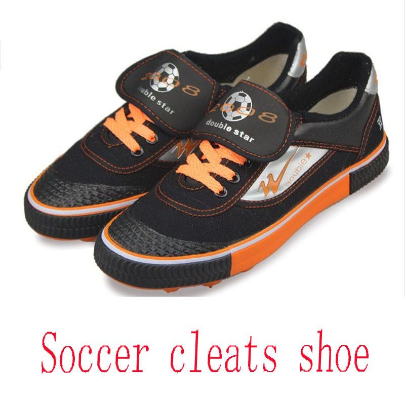 Homens e crianças de pregos de plástico futebol chuteiras botas de futebol sapato de futebol(China (Mainland))