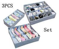 Smart Health Socks Bra Ties Shorts Storage Closet Organizer Cabinet Box