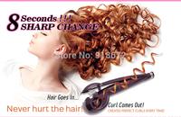 DropShipping Modelador De Cachos Perfect Curl Curls Machine Automatic Magic Hair Curlers Hair Roller Curling Iron Bivolt