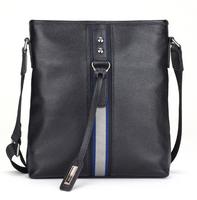 Free shipping Men Shoulder bag /cowhide man bag / Business handbag Messenger bag/ Genuine leather briefcase 2012-33