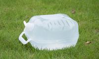360 Global Outdoor portable multifunction food grade PP material folding bucket Outdoor water bag