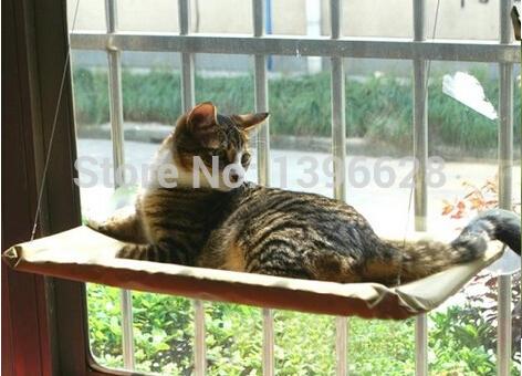 24 sets per box Windowsillxia cat hammock pet cat hammock Large cat furniture cat litter unpick and wash(China (Mainland))