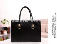 Solid zipper leisure fashion women summer handbags cell phone pocket interior zipper pocket girls shoulder bags