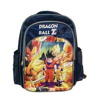 Dragon ball Z 1pcs Nylon Dragon ball Z schoolbags B Child School Bag student backpack retail DS-10245