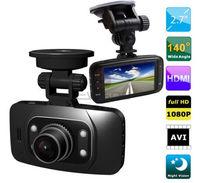 GS8000L HD 1080P HDMI G-sensor Car DVR Cam Camera IR LED Night Vision Black Box