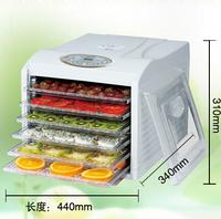 2014 New Food Dehydrator Fruit Vegetable Herb Dryer kitchen appliance Fruit dehydrator FD980