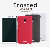1PCS New Original Nillkin Huawei Mate 2 Case, 4 colors Cover Super Plastic Matte Case + Screen Protector Film, Free shipping