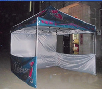 3*3m Free-shipping include printing Advertising Tent/pop up gazebo/printed advertising tent