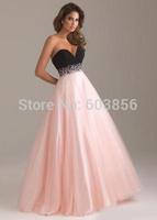 Free shipping A-line sweetheart elegant off shoulder cheap bridesmaid dresses  maid of honor dama de honra