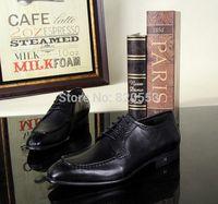 Plus Size Hot Sale 2014 Oxford Shoes For Men Dress Shoes Fashion Genuine Leather Men Shoes All Season 6 Styles Colors Size 39-45