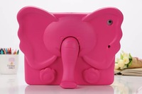 EVA elephant For ipad air ipad5 DROP bracket protective shell of children drop resistance sets free shipping