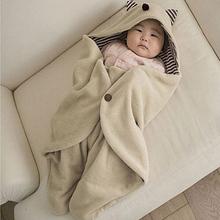 Multifunction Toddler Baby Infant Gremlins Sleeping Sack Bag Swaddle Warm Parisarc Blanket Hood Sleeping Bag Wrapping Footmuff(China (Mainland))