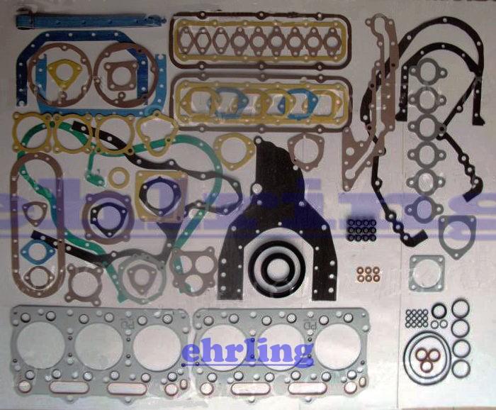 Головка блока цилиндров Ehrling PD6 + 10101/96029 головка блока цилиндров ehrling komatsu 4d 95 6204 11 1812