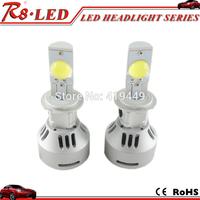 G4 Auto LED Head Lamp 3200LM H7 CREE Xlamp MT-G2 LED Headlight Bulbs 6500K White H8 H10 H11 H16 9005 9006 D1 D2 D3 D4 Available