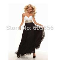 stock Free shipping A-line sweetheart elegant off-shoulder cheap bridesmaid dressesdama de honra