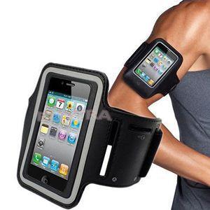 Фото Ремень с карманом под телефон на руку Other iPhone 5 5S 5C SH-case-122 ремень с карманом под телефон на руку cc iphone6 iphone 6 5 5 cc2109