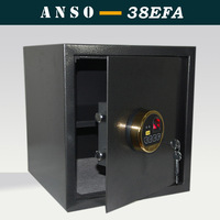 Security fingerprint password safe deposit box for home/hotel/office H380 * W350 * D360 (mm)