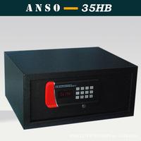 Hotels put laptop safes electronic safe box records check