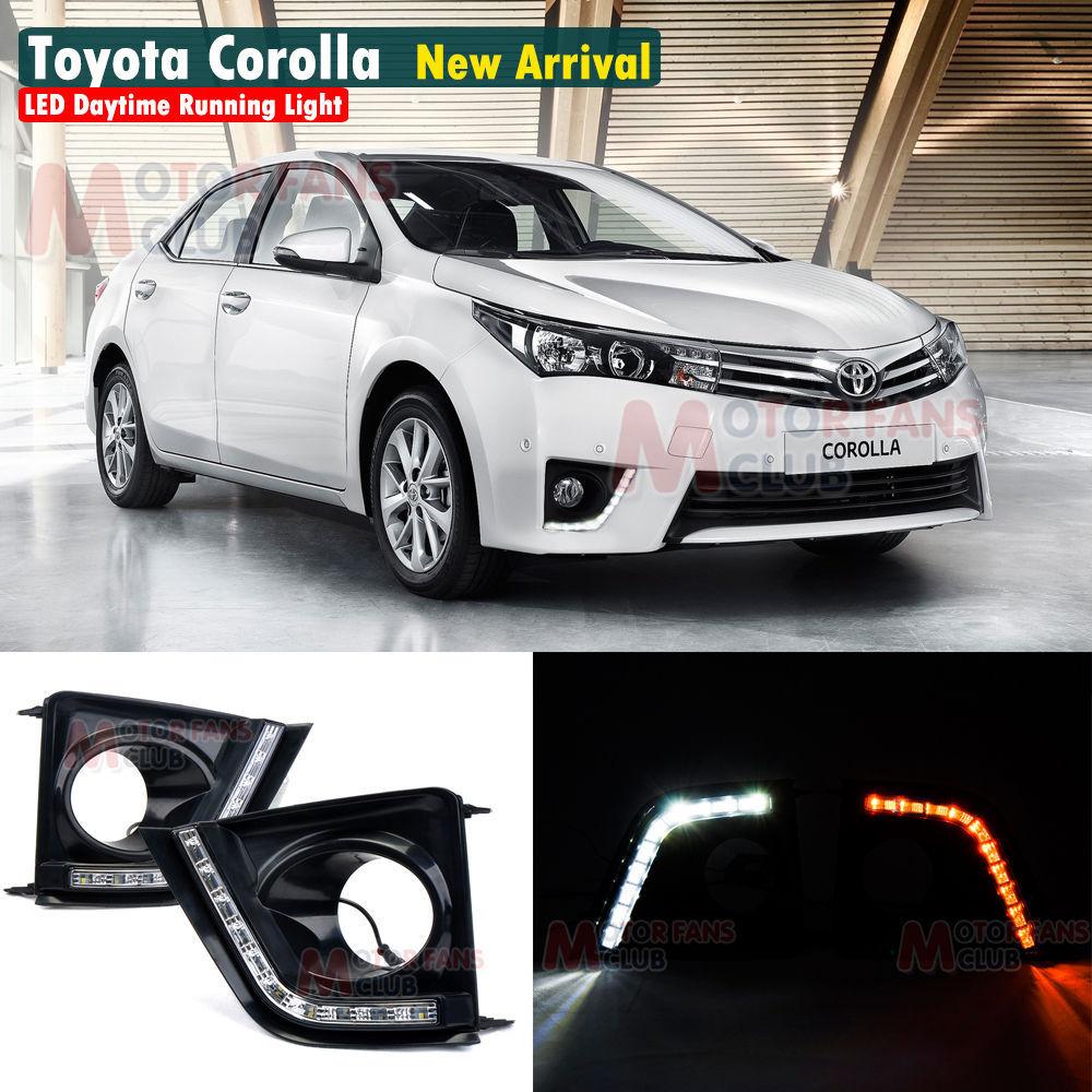 цена на Дневные ходовые огни MHT DRL Toyota Corolla