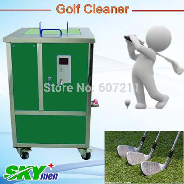 CE, RoHS certification golf club washing machine, original ultrasonic washer(China (Mainland))
