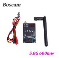 2014 Hot Sale! Boscam 32Ch 5.8G 600mw FPV Wireless Video Transmitter TS832 for RC DJI