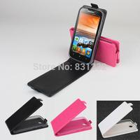 Lenovo A560 A505Ecase, Brand New Leather Cover Case Skin Back Cover for Lenovo A560 A505E case Free shipping