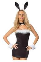 Born to Serve Bunny Costume LC8833