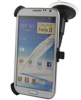 (10pcs/lot) Car Windshield Mount Holder Stand 360 Rotating For  for samsung Note II N7100