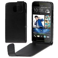 Vertical Flip Leather Case for HTC Desire 210 durable Simple comfortable