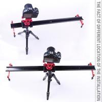 New COOLYU  mini track camera slider / 120 CM the super rail DSLR RIG camera panning track Free shipping