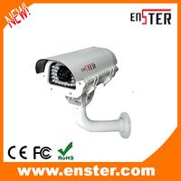 IP66 Waterproof Bullet Camera-Fixed CS Lens 1.3MP HD-AHD camera.
