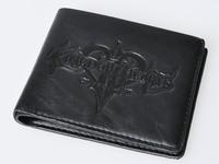 Kingdom Hearts Black Cosplay Wallet