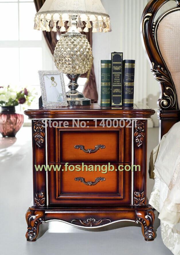 Morden cabinet design,antique new design bedroom furniture wooden nightstand(China (Mainland))