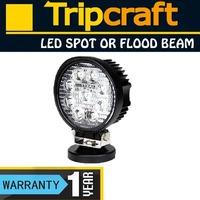 EMC 12V 24V 27W LED work light LED work lamp LED spotlight floodlight