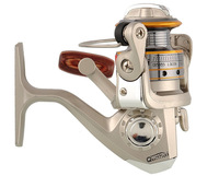 New Arrival High qulity QunHai SG1000A Series spinning reel fishing reel sale for feeder fishing(FR030) 6BB Metal Spinning Reels