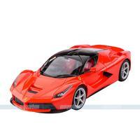 Rastar model car remote control car model car 1:14 50100 Red