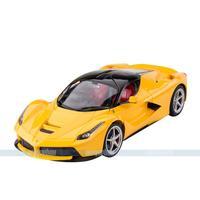 Rastar model car remote control car model car 1:14 50100 yellow