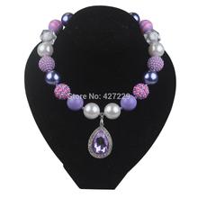 1pc Sofia Inspired Amulet Girls Bubblegum Necklace Pr