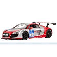 Rastar model car remote control car model car 1:14 Silver & Red